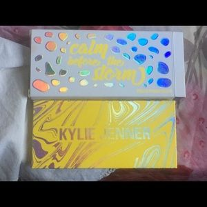 Kylie cosmetics Calm Before The Storm Palette